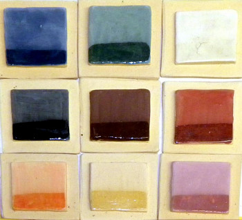 Engoba 14 odstínů - vyberte barvy