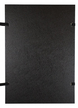 Desky na výkresy vázací černé A4