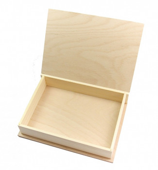 Dřevěná krabička obdélník