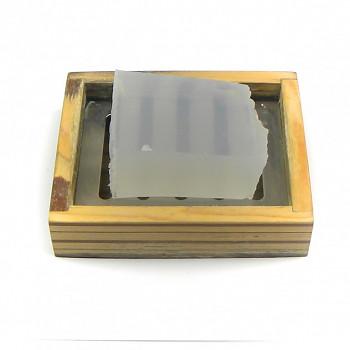 Mýdlová hmota transparentní 1kg
